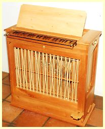 Continuo Chest Organ
